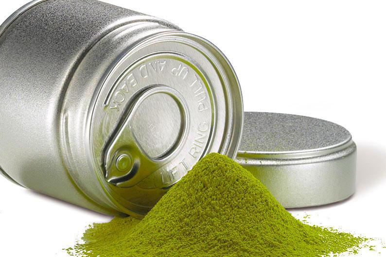 Matcha Silver Tins (Cans)